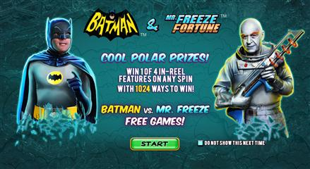 Batman and Mr Freeze Fortunes