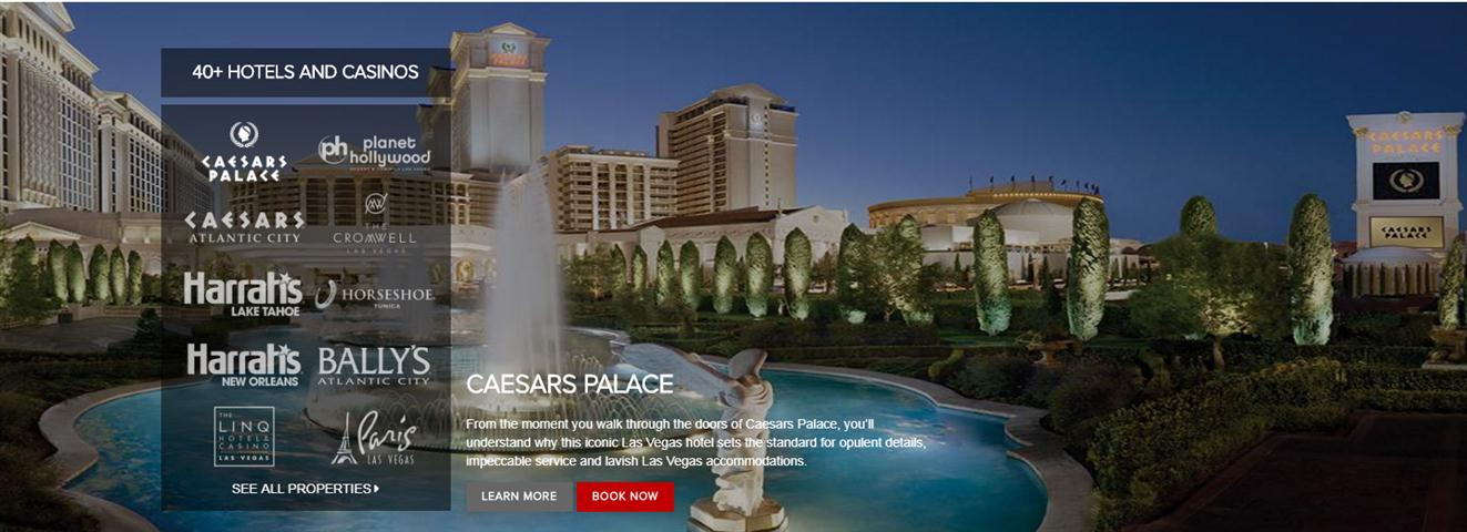 Book a Hotel In Vegas