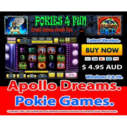 Windows Standard Edition: Pokie Slots- Apollo Dreams Download Code(Pc)