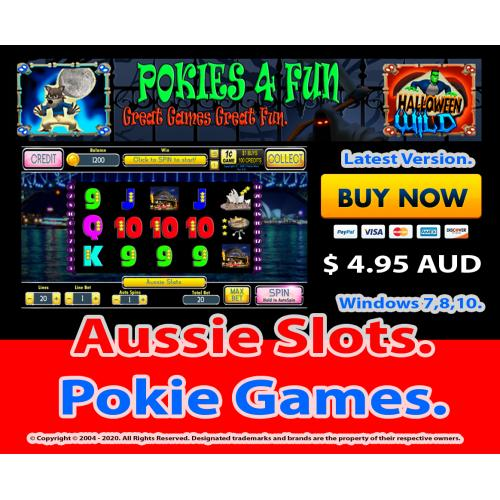 Windows Standard Edition: Pokie Slots- Aussie Slots Download Code(Pc)