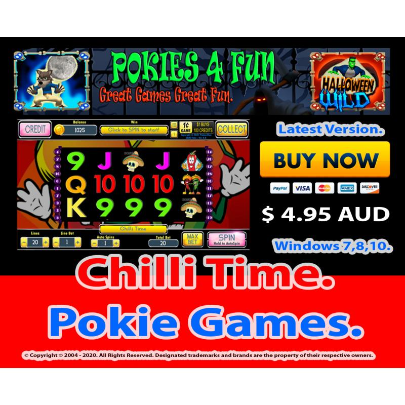 Windows Standard Edition: Pokie Slots- Chilli Time Download Code(Pc)