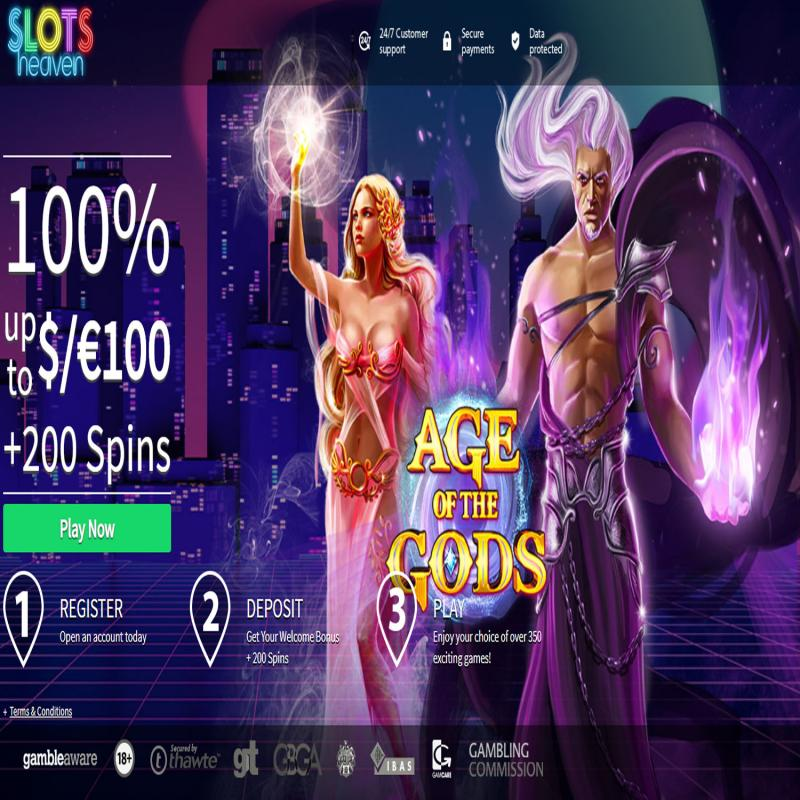 Play At Slots Heaven